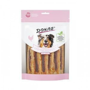 Dokas Dog Snack Chicken Breast with Liver 220 g
