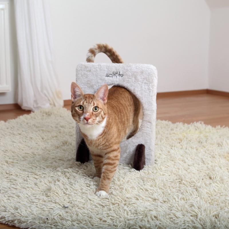 Trixie Cat Activity Eslalon y Aro Agility  31×44 cm
