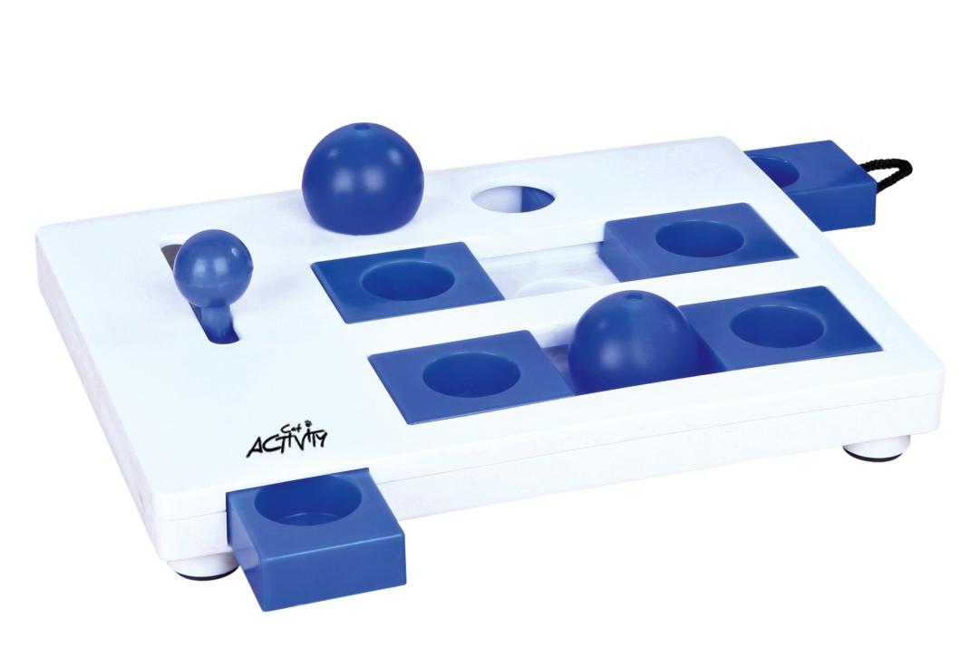 Trixie Cat Activity Brain Mover Strategiespiel 4011905045962