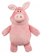 Trixie Shaun the Sheep Pig, Plush 15 cm - Gosedjur för hundar