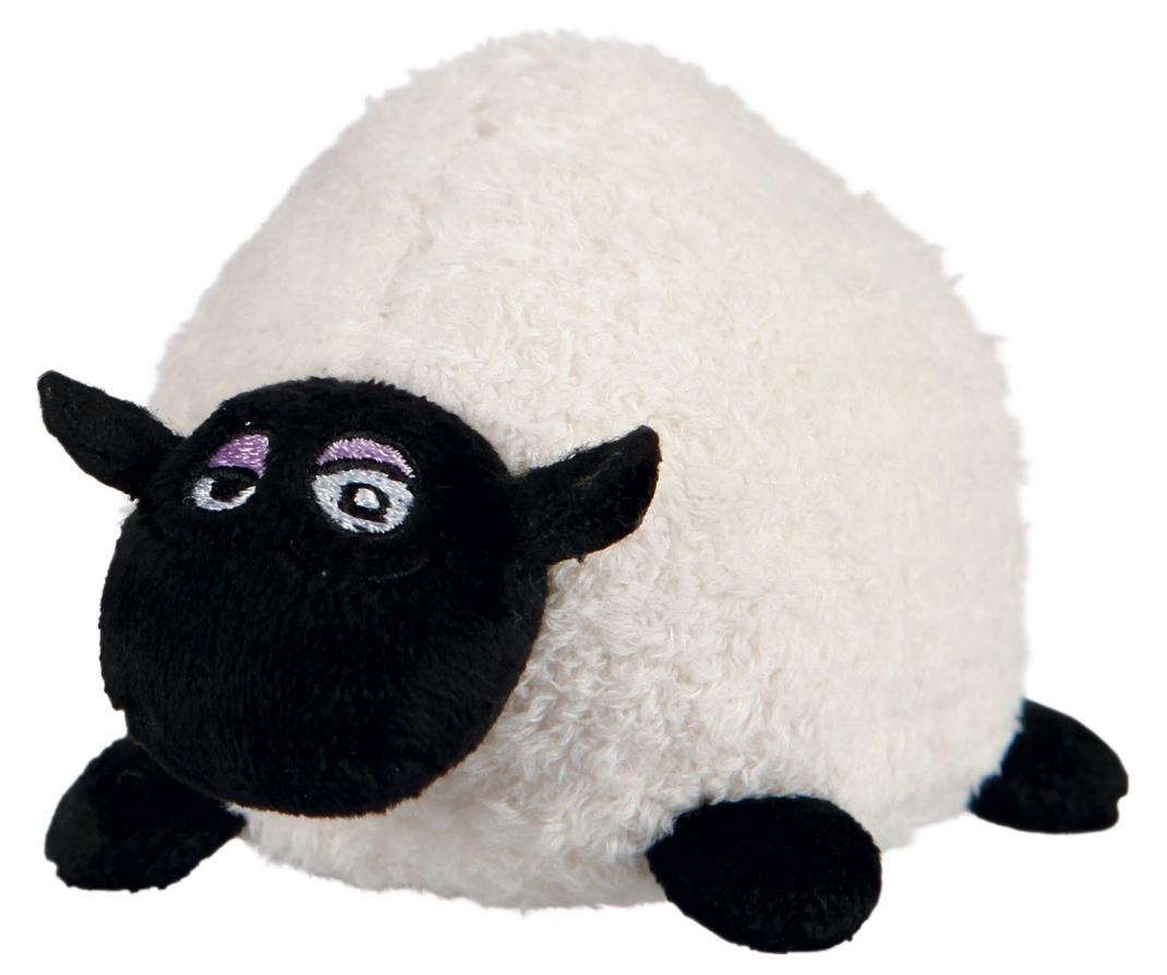 Stuffed toys Shaun the Sheep - Sheep Shirley, Plush 11cm, 18cm by Trixie Buy fair and favorable with a discount