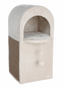 Cat Tower Dasio from Trixie Light gray