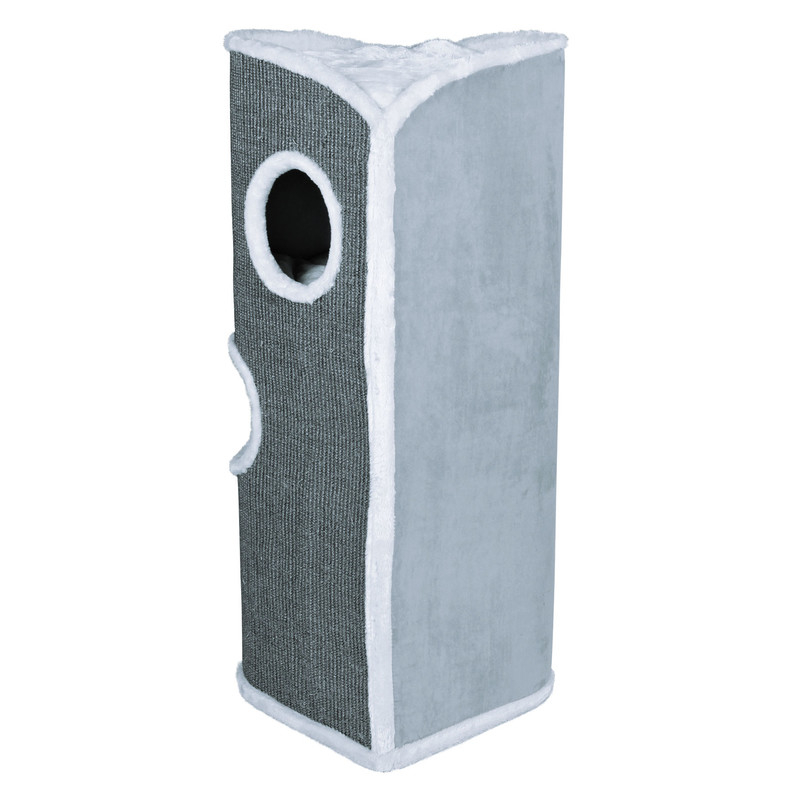 Trixie Torre Rascador Ciro Blanco 100 cm