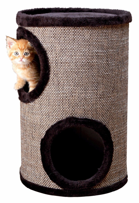 trixie cat tower cosmo 50 cm. Black Bedroom Furniture Sets. Home Design Ideas