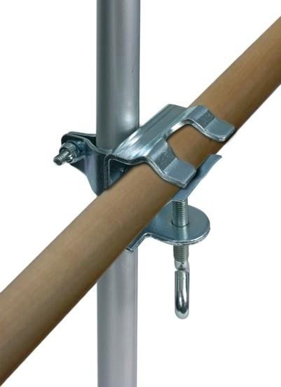 Trixie Railing-Klem met Telescoopstang 1-2 m  met korting aantrekkelijk en goedkoop kopen