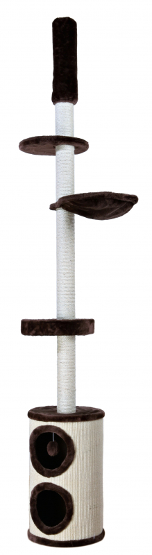 Trixie Linea Scratching Post, floor to ceiling 225-265 cm  kjøp billig med rabatt