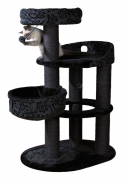 Filippo Scratching Post Svart