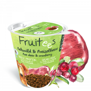 Bosch Fruitees - Cerf & Сanneberges 200 g - Junior Small, de 10 kg
