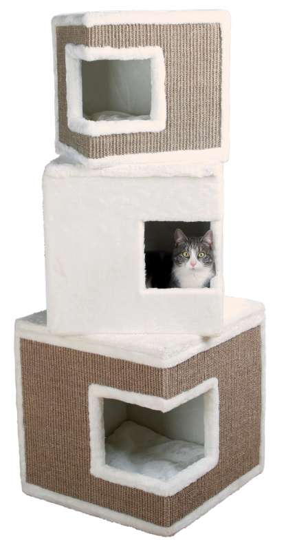 Trixie Cat Tower Lilo  Bruin 46×46×123 cm
