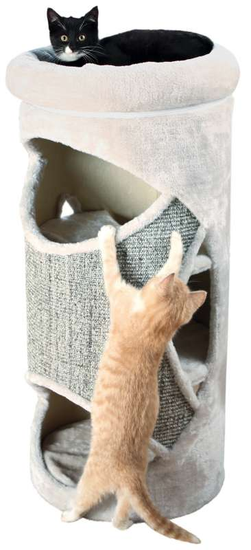 Trixie Gracia Cat Tower  Vaalean harmaa ø38/85 cm