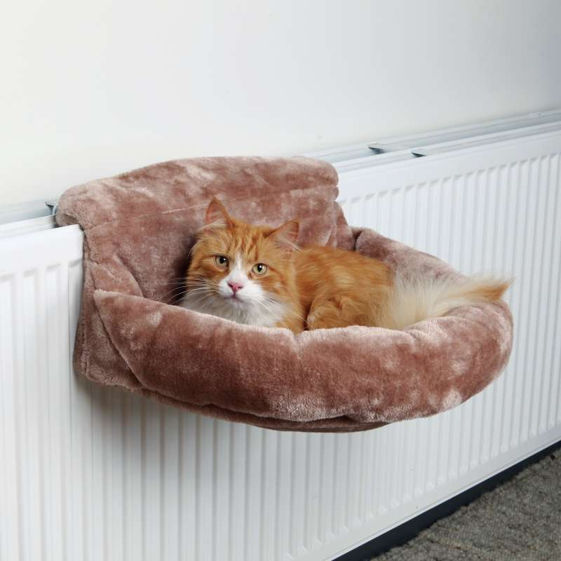 Trixie Radiator Bed Plush  46x11x33 cm