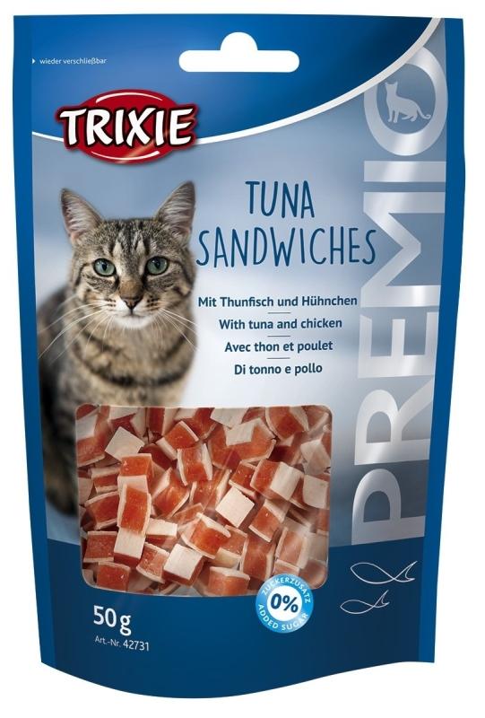 Trixie Premio Tonijn Sandwiches 50 g 4011905427317