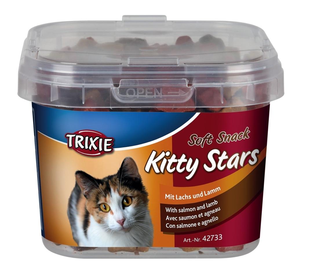Trixie Soft Snack Kitty Stars 140 g 4011905427331 anmeldelser