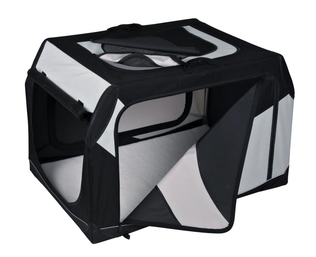 Trixie Transportín Vario Negro 4047974397213 opiniones