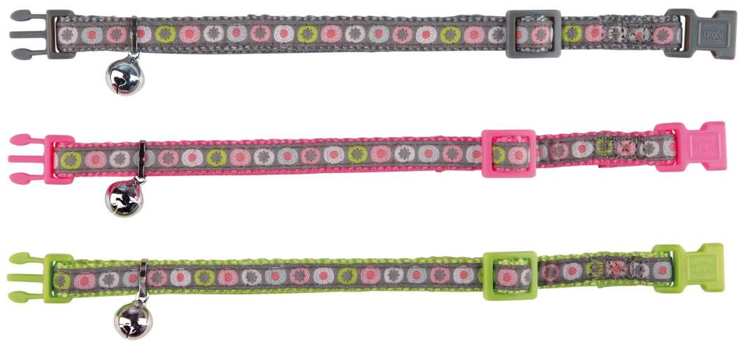Trixie Collar para Gatos, Nylon