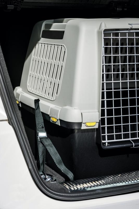 Trixie Cinturones de Fijación para Gulliver Touring 148x2.5 cm