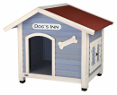 Natura Dog's Inn Dog Kennel 91x80x80 cm