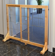 Dog Barrier 61-103x75 cm