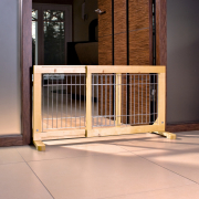 Dog Barrier, Wood from Trixie 63-108x50 cm