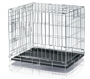 Trixie Wire Crate, Galvanized 116x86x77 cm