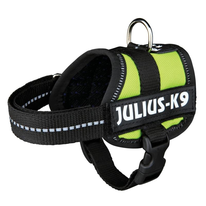 Julius K9 Koiranvaljaat Baby 1, XS  Vaaleanvihreä XS