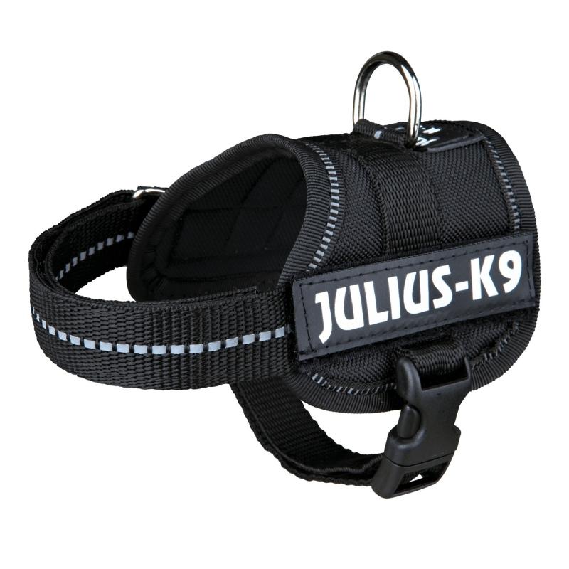 Julius K9 Koiranvaljaat Baby 1, XS  Musta XS