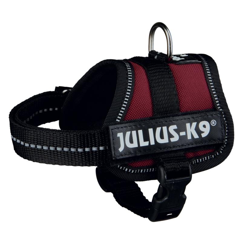 Julius K9 Koiranvaljaat Baby 1, XS  Bordeaux XS