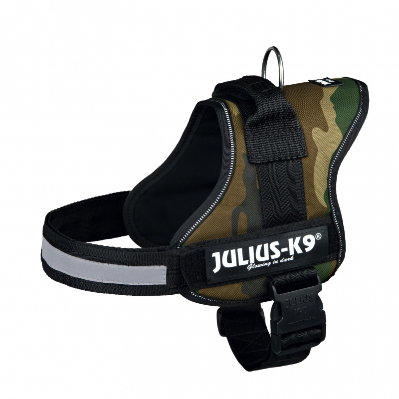 Julius K9 Powersele  Oliven M-L