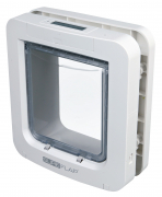 SureFlap Cat Flap with Microchip Identification White