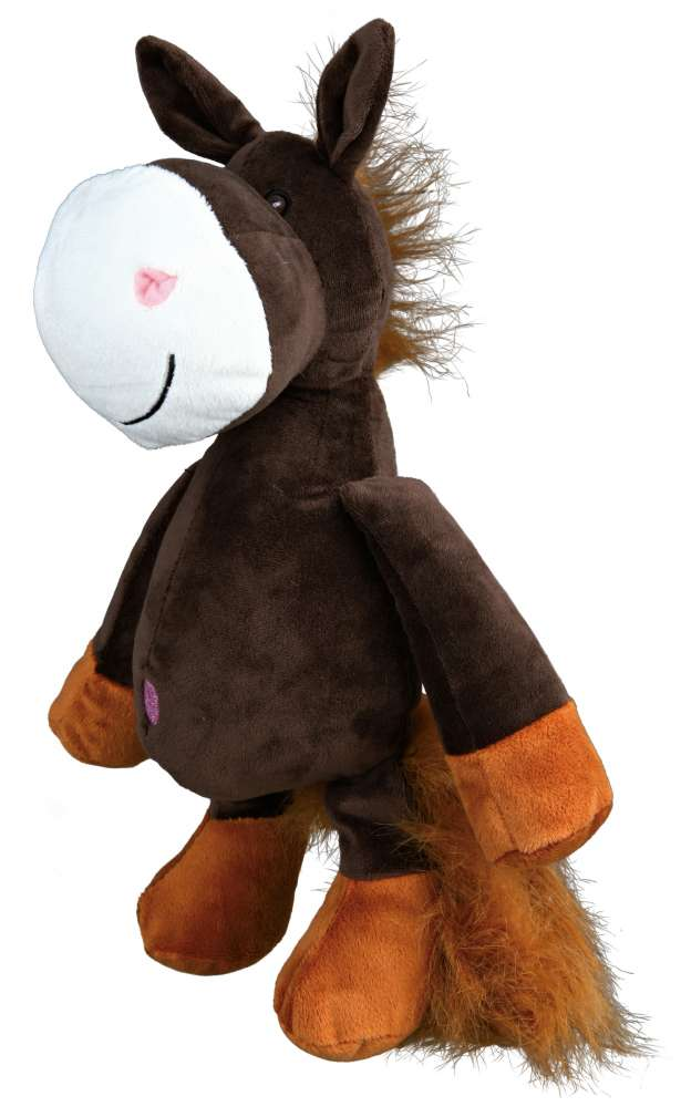 Stuffed toys Horse, Plush 32cm by Trixie Buy fair and favorable with a discount
