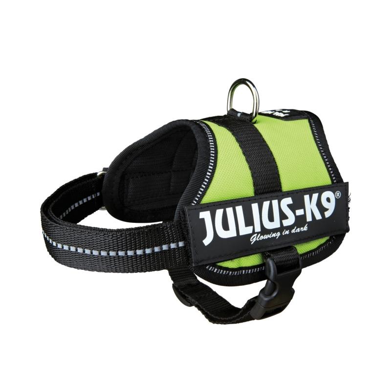 Julius K9 Powerharness, Baby 2/XS-S M 5999053600068 erfaringer