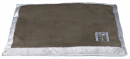 Trixie Coussin Best of all Breeds, Gris Clair/Taupe 120x80 cm