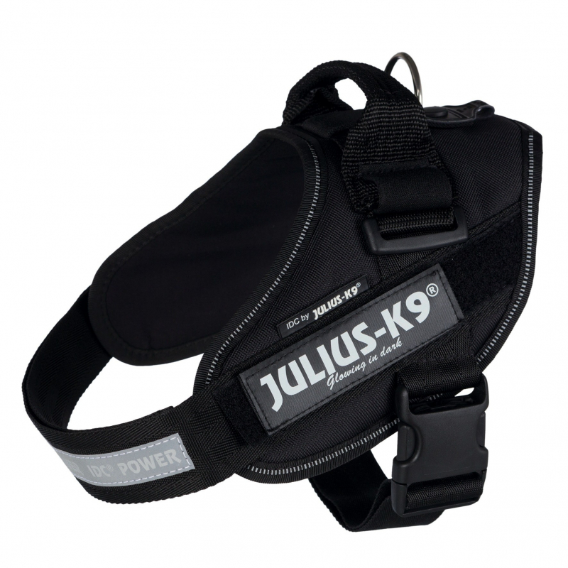 Julius K9 IDC Powerharness  Black M-L order cheap