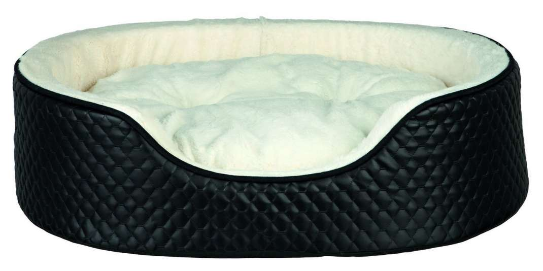 Faux leather beds Siva Bed 55x45 cm  by Trixie Buy fair and favorable with a discount