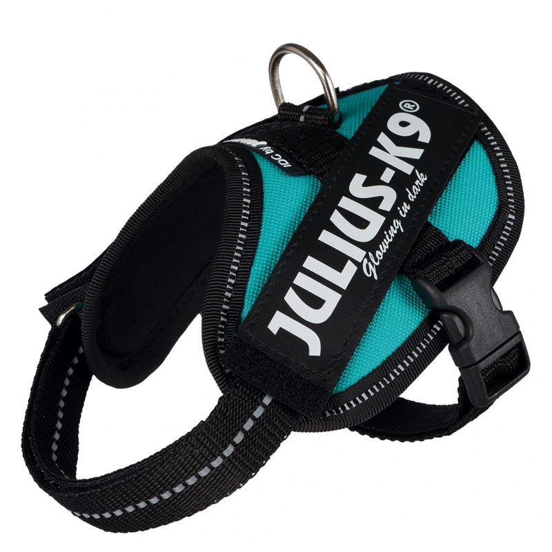 Julius K9 IDC Powerharness Baby 2-XS/Mini-S/Mini-M XS-S 5999053616113 anmeldelser