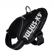 Julius K9 IDC Powerharness, Baby Preto