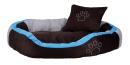 Koiranpedit ja korit Bonzo Bed, Brown/Turquoise/Grey Trixie  - matalat hinnat, valtava valikoima