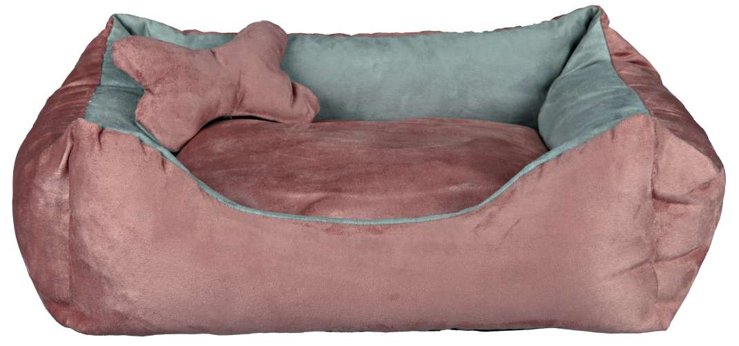 Trixie Cama Chippy, Rosa/Gris 50x40 cm