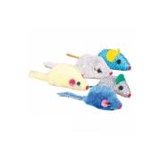 Trixie Plush and Nylon Mouse - EAN: 4011905408415