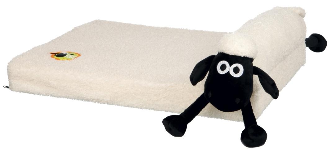 Trixie Shaun het Schaap Sofa 60x40 cm  met korting aantrekkelijk en goedkoop kopen