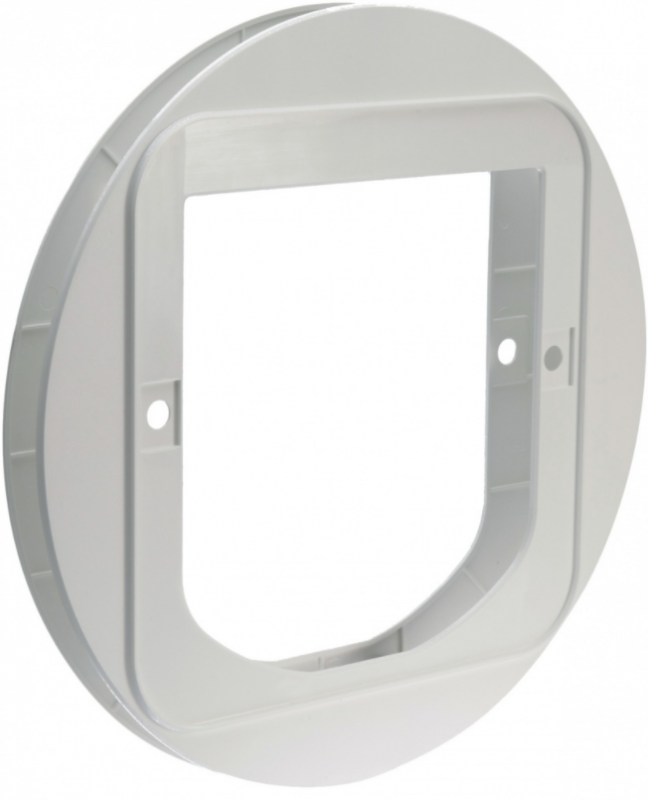 Trixie SureFlap Mounting Adapter White