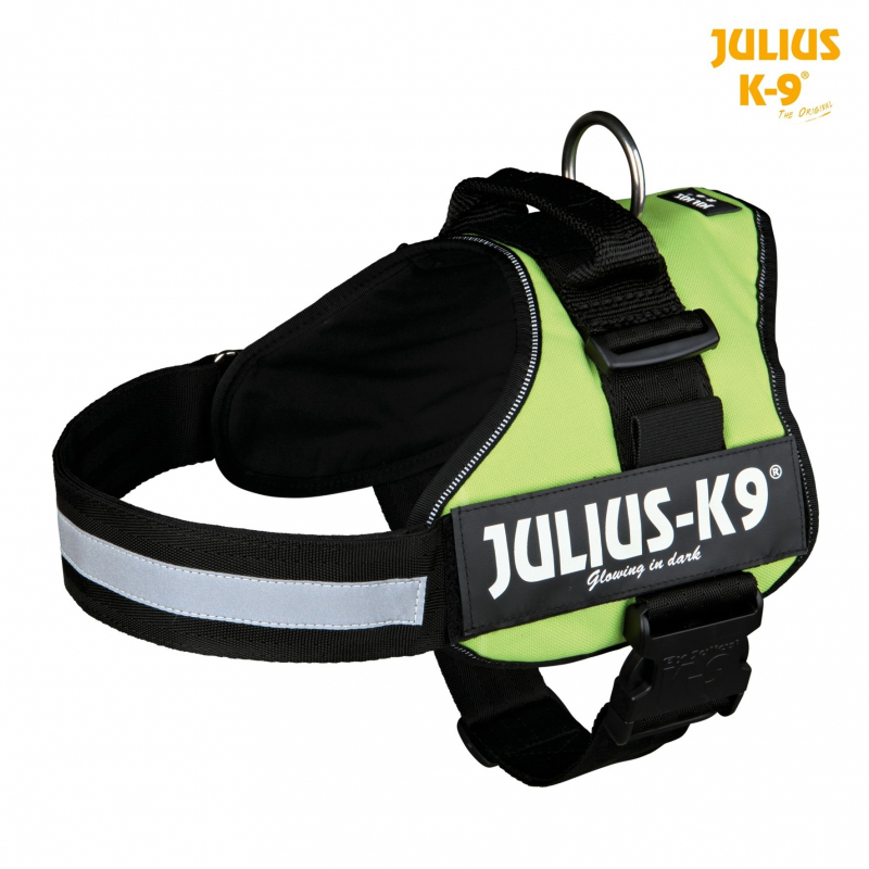 Julius K9 Powersele  Lime L