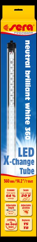 Sera LED X-Change Tube Neutral Brilliant White  4001942312844
