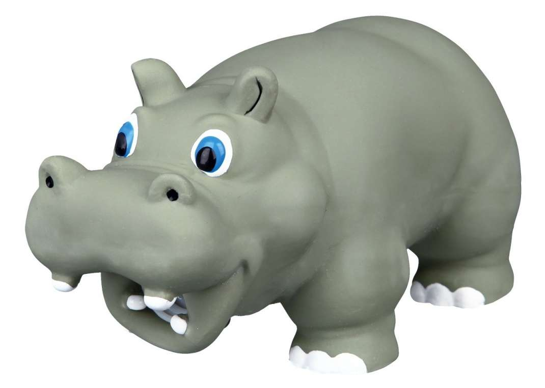 Hippo, Latex 17 cm  from Trixie