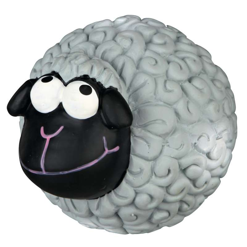 Floating toys Sheep, Latex 11cm by Trixie Buy fair and favorable with a discount