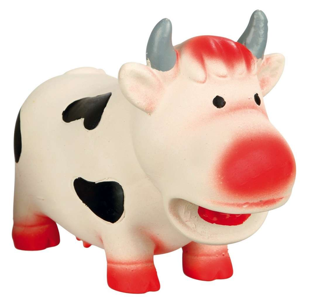 Cow, Latex 19 cm  from Trixie