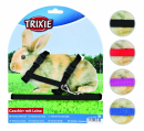 Trixie Harness with Leash for Rabbits 25-44/1 cm
