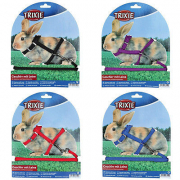 Harness with Leash for Rabbits 25-44/0.8 cm
