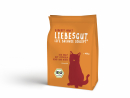 Liebesgut Organic Adult with Fresh Beef and Millet 400 g