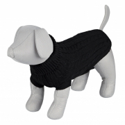 King of Dogs Pullover, Black 45 cm